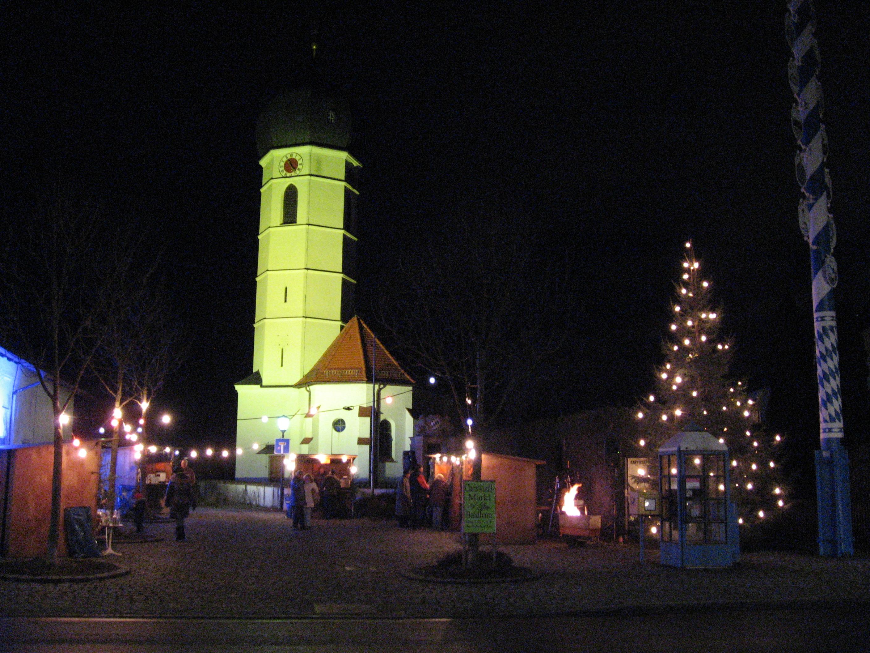 Weihnachtsstimmung in Weißenfeld