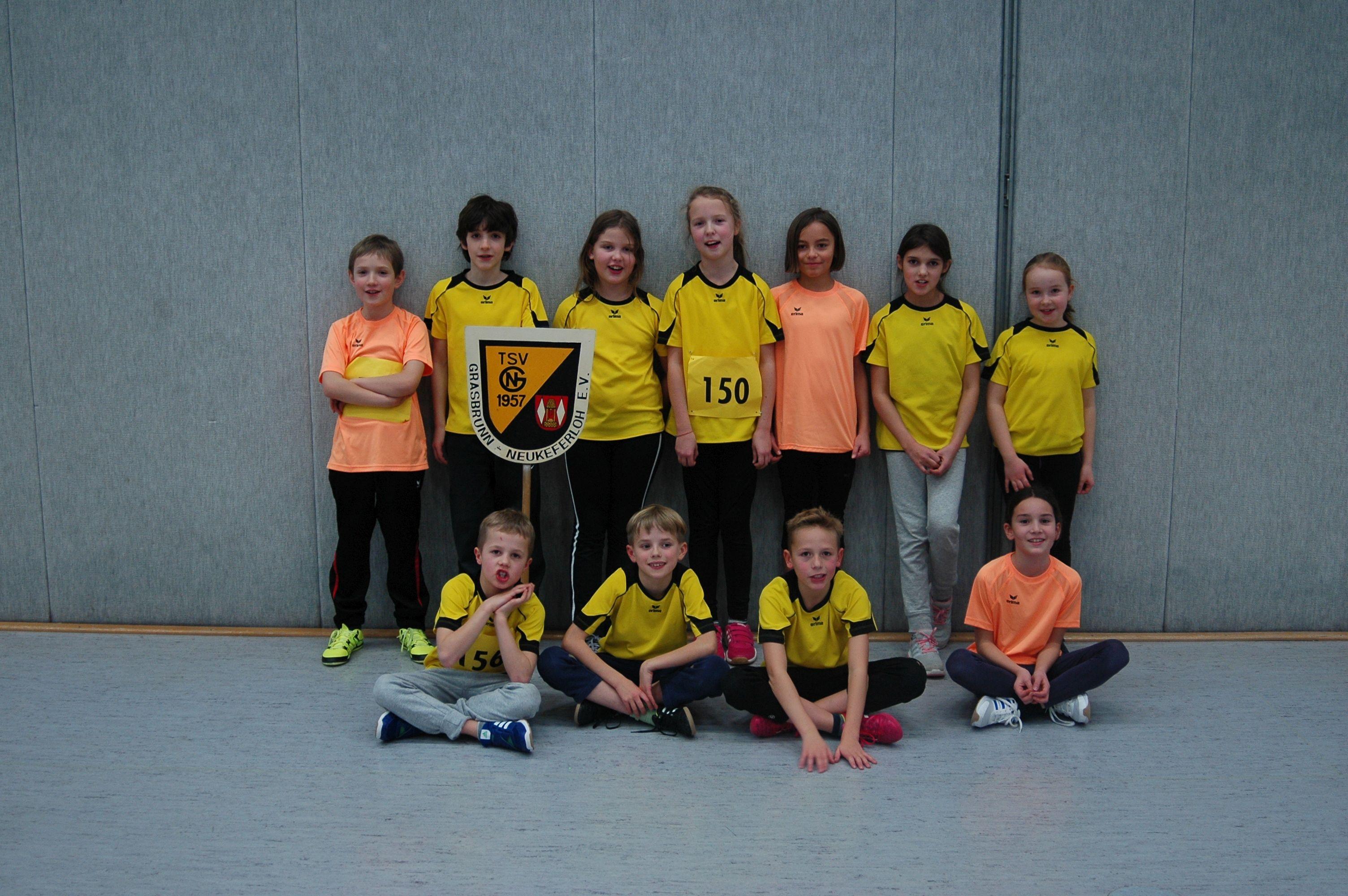 Tsv Wendelstein Leichtathletik