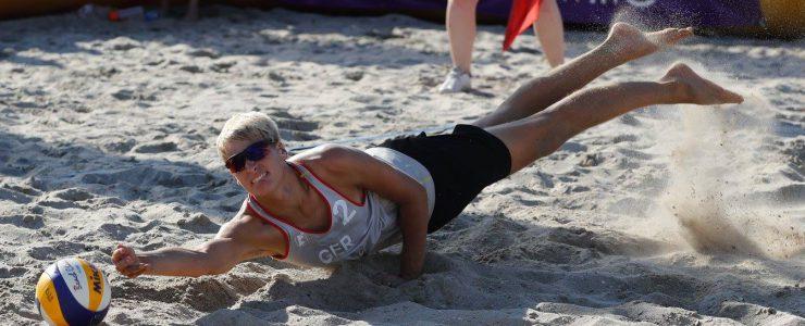 Beachvolleyball, Simon Kulzer, Westeuropameister