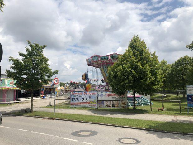 Sommer dahoam @ Volksfestwiese Vaterstetten