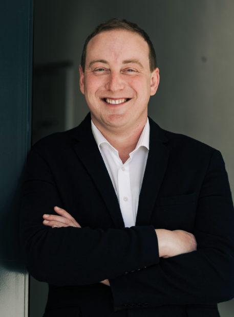 Leonhard Spitzauer, Bürgermeister, Gemeinde Vaterstetten