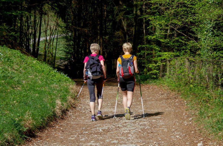 Nordic Walking beim TSV Grasbrunn