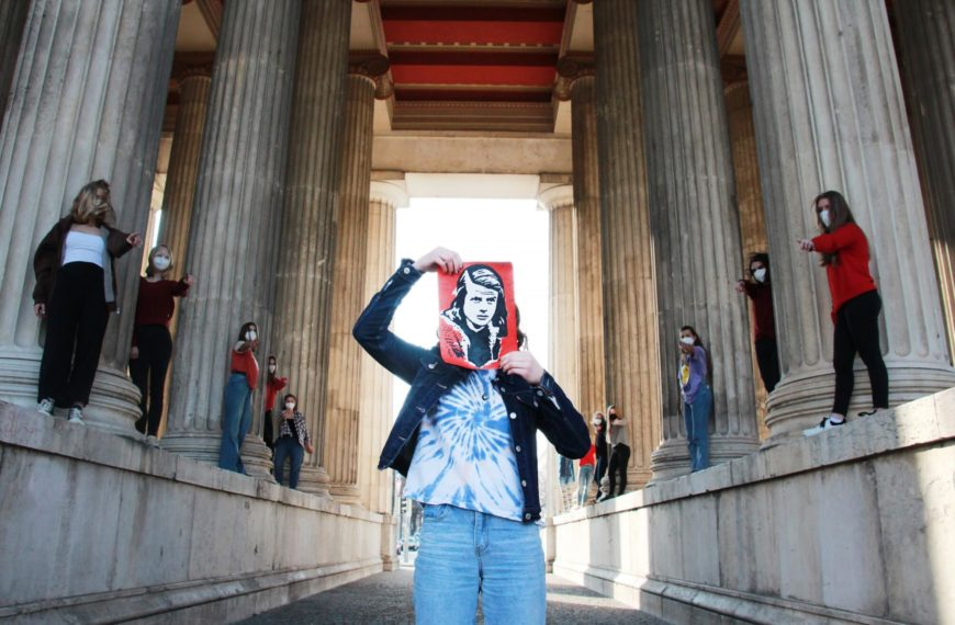 Projekt: Erinnerung an Sophie Scholl