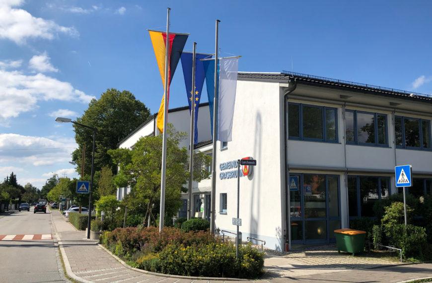 Vandalismus im Gemeindewald