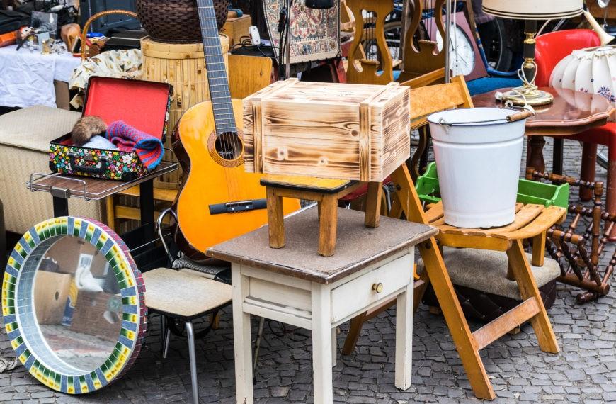 Hof-& Garagenflohmarkt