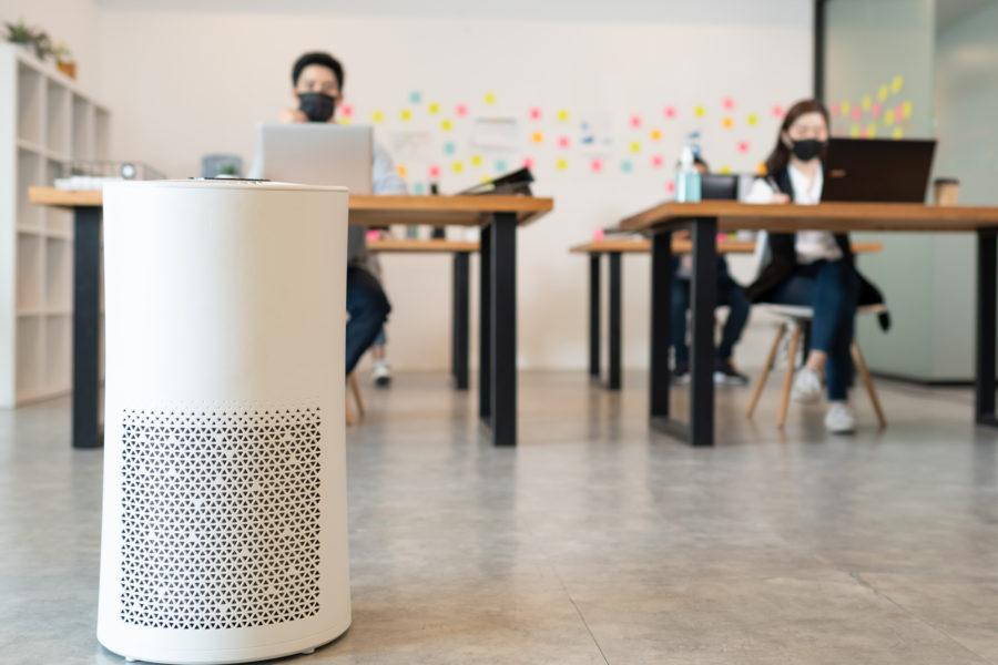 Luftfilter in Schulen: Ja und nein