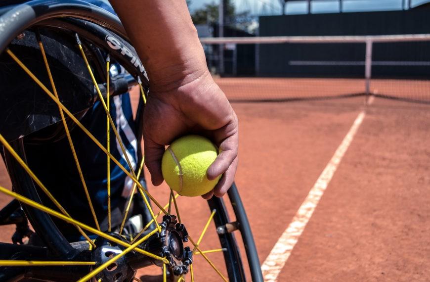 Rollstuhltennisaktionstag